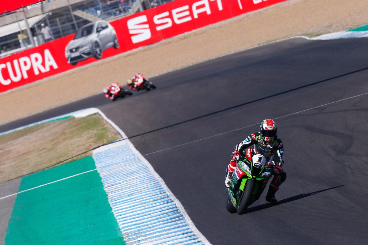WorldSBK Race Results from Jerez – Race 2